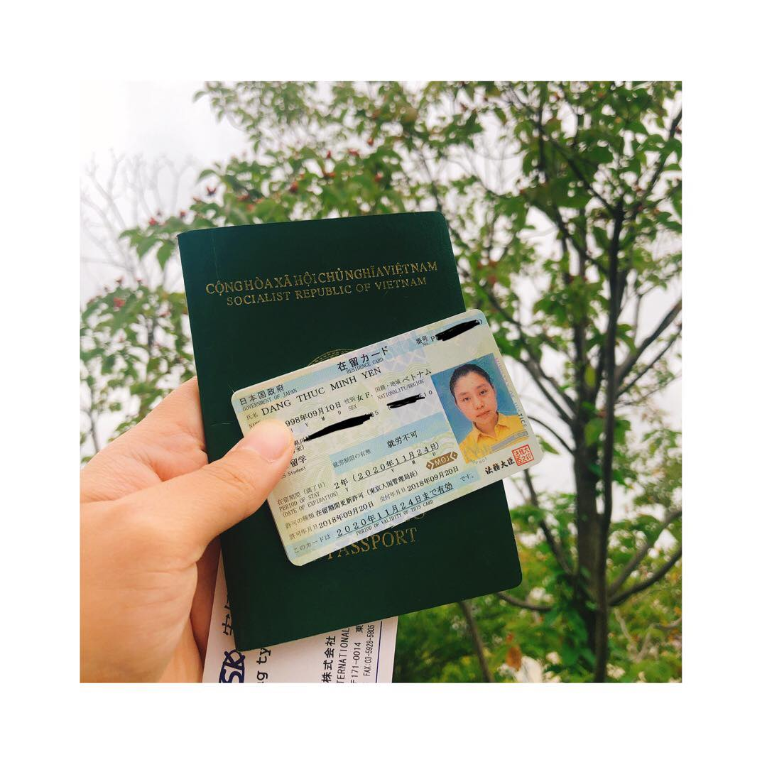 DHSVL #3: Gia hạn VISA thành công và 10 điều cần biết :\u003e